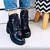 Кожаные  ботинки демисезонные 36 размер