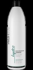 Безсульфатний шампунь зволожуючий для сухого волосся 1000 мл Profi Style