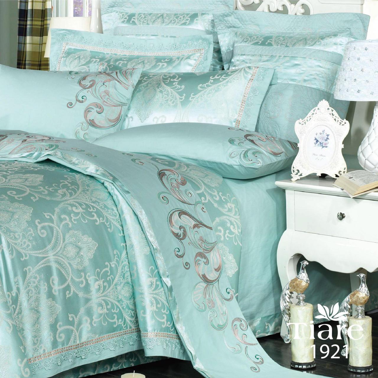 Viluta Комплект постельного белья сатин жаккард Tiare 1921