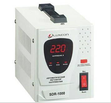 Стабілізатор напруги Luxeon SDR-1000VA