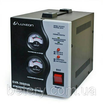 Стабілізатор напруги Luxeon SVR-3000VA