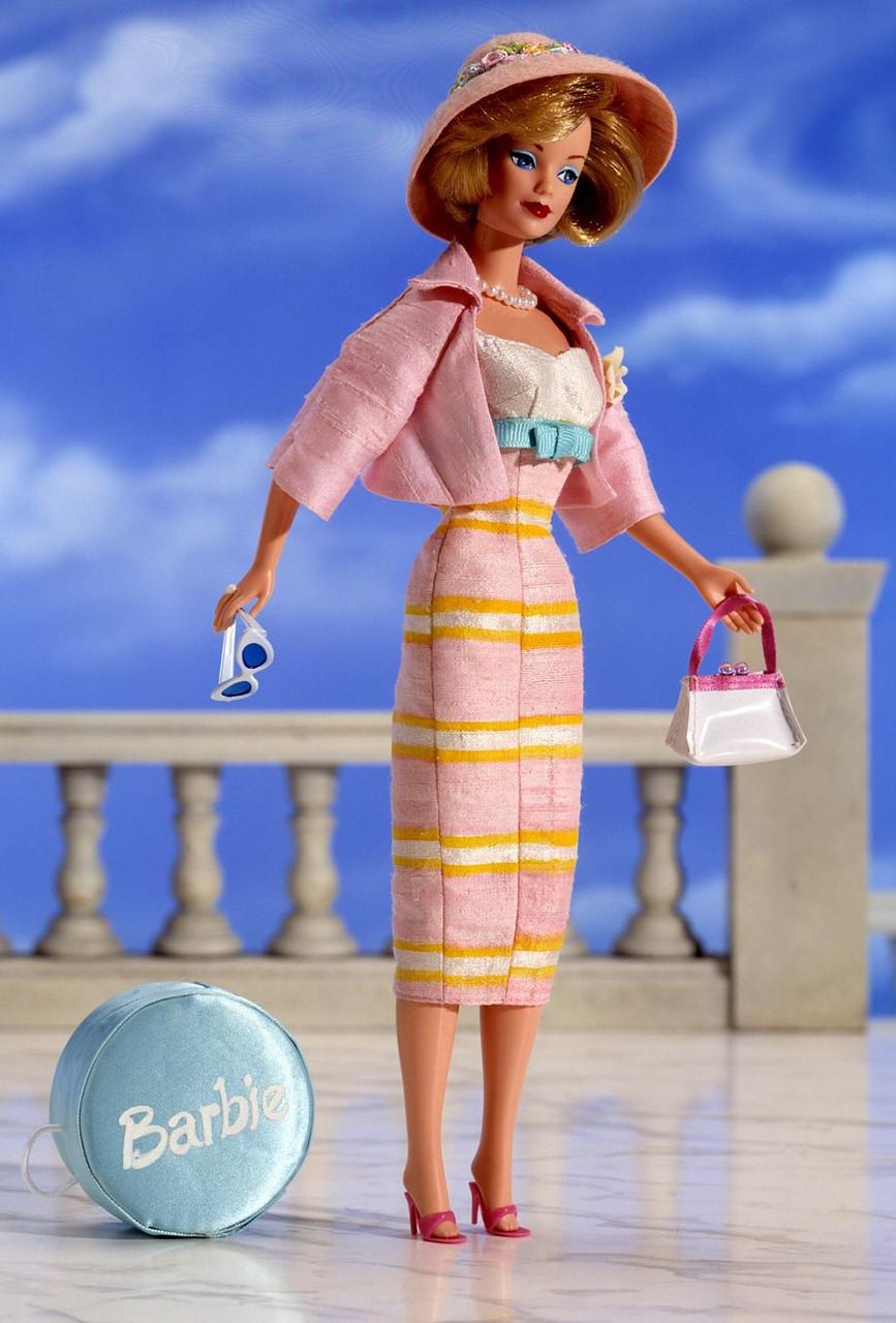 Коллекционная кукла Барби Летнее совершенство