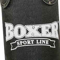 Мішок боксерський Циліндр Кирза h-100см 26кг BOXER 1002-03, фото 2