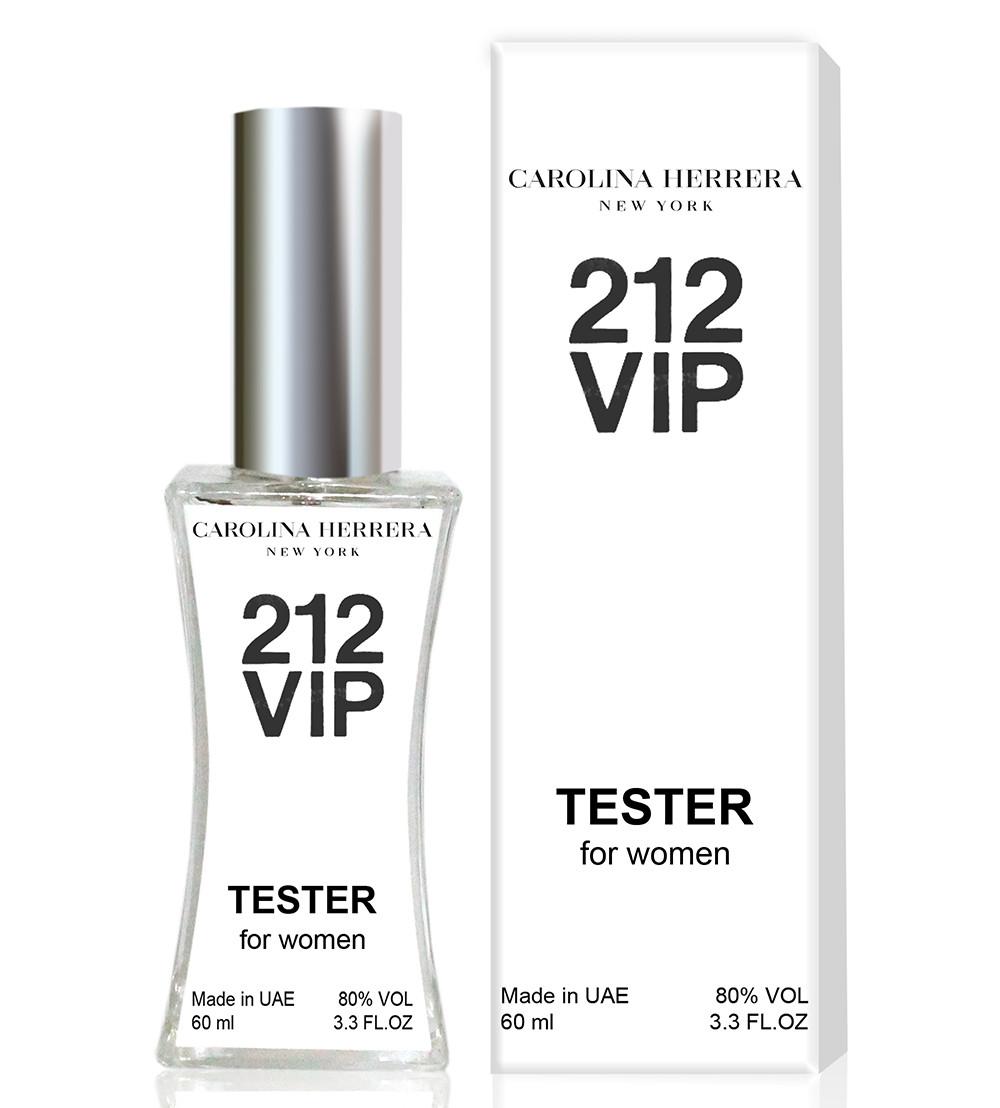 Тестер Carolina Herrera 212 VIP (edp 60ml)