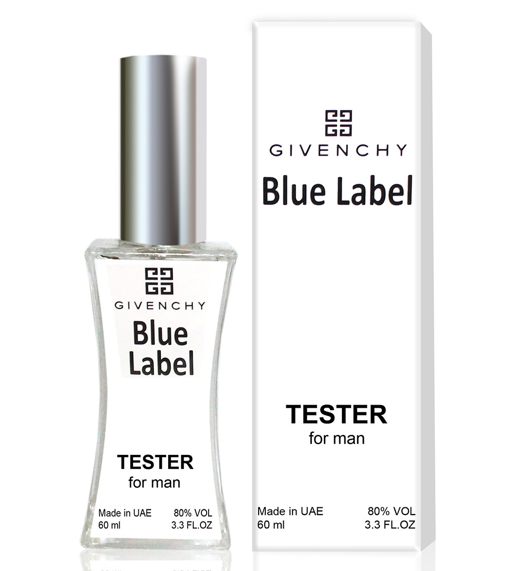 Тестер Givenchy Pour Homme Blue Label (edp 60ml)