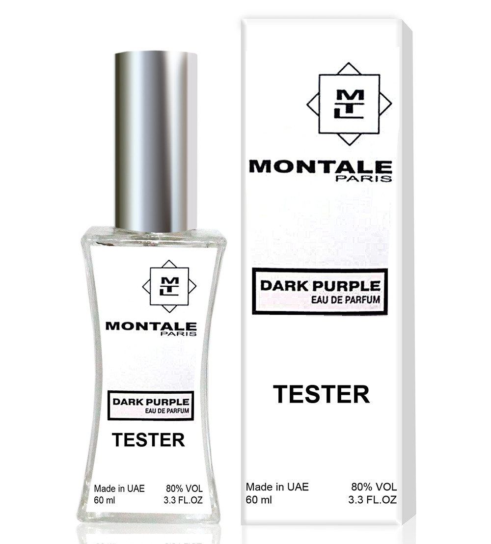 Тестер Montale Dark Purple (edp 60 ml)
