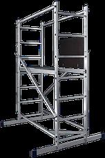 Лестница-помост универсальная многоцелевая 2 х 7 ступеней, фото 3