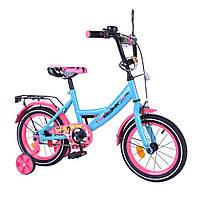 Велосипед детский двухколесный Tilly Explorer 14 дюймов (3-5 лет) Доставка