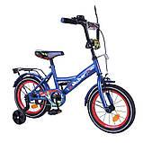 Велосипед детский двухколесный Tilly Explorer 14 дюймов (3-5 лет) Пром, фото 4
