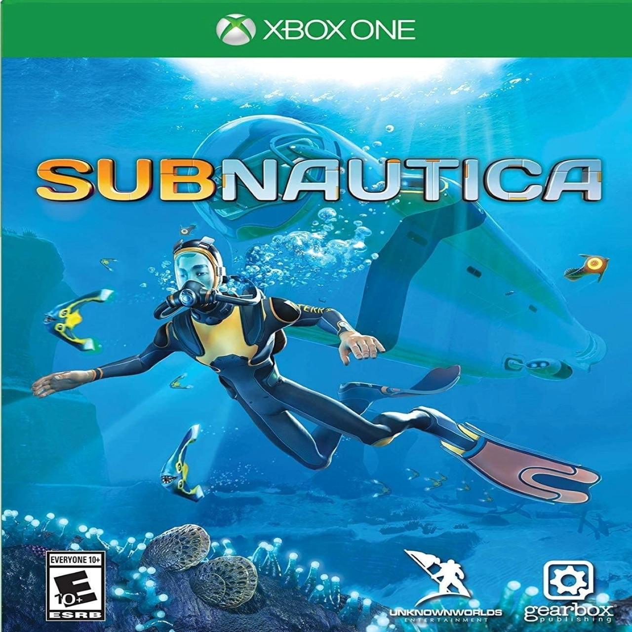 SUBNAUTICA (російські субтитри) Xbox One
