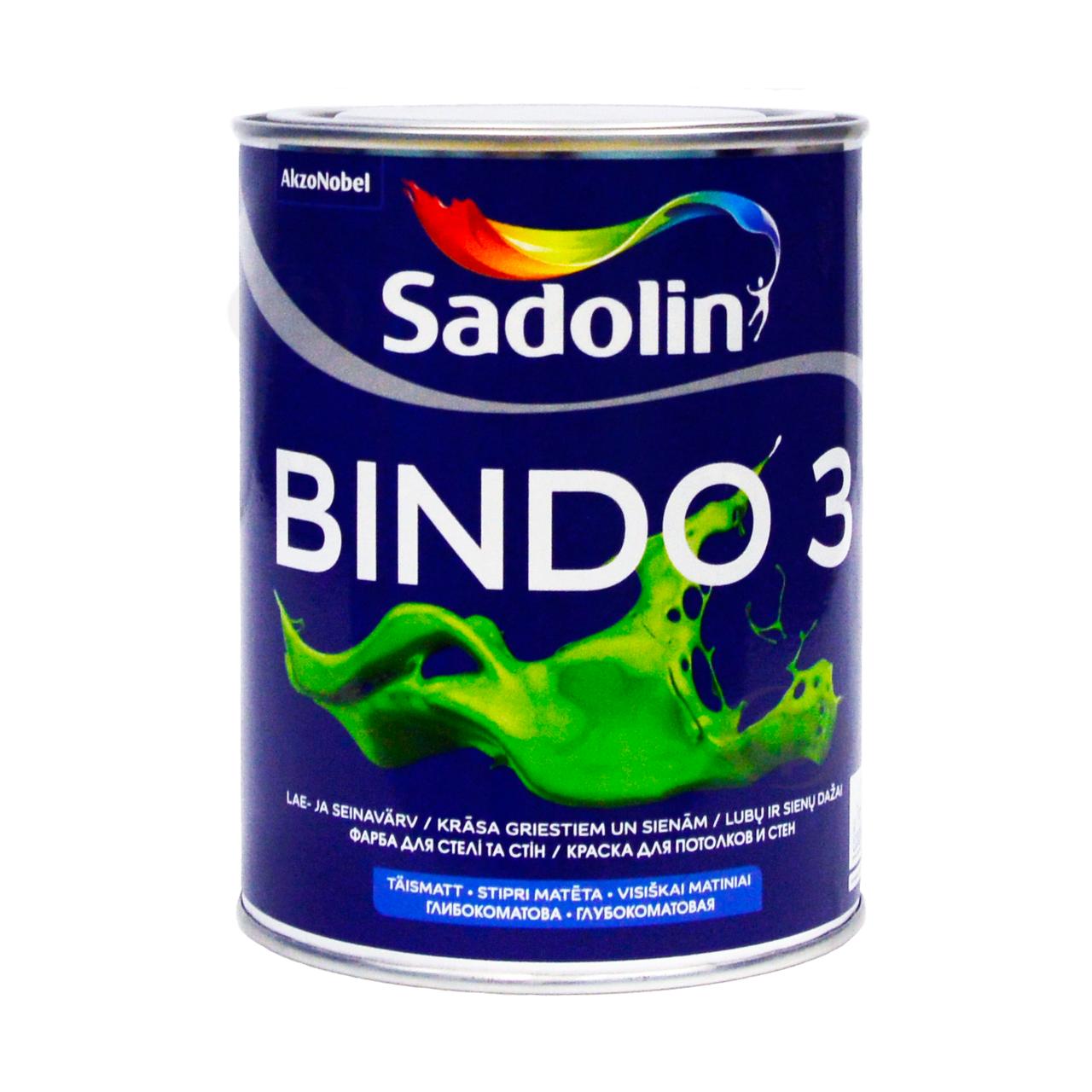 SADOLIN BINDO 3 база BW