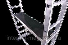 Лестница-помост универсальная многоцелевая 2 х 7 ступеней, фото 2