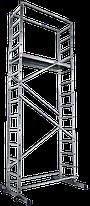 Вышка-тура строительная алюминиевая рабочая высота 3.0 (м), фото 2