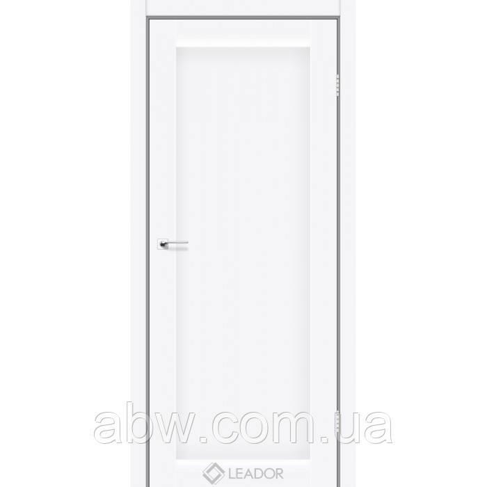 Міжкімнатні двері Leador Bavaria білий мат