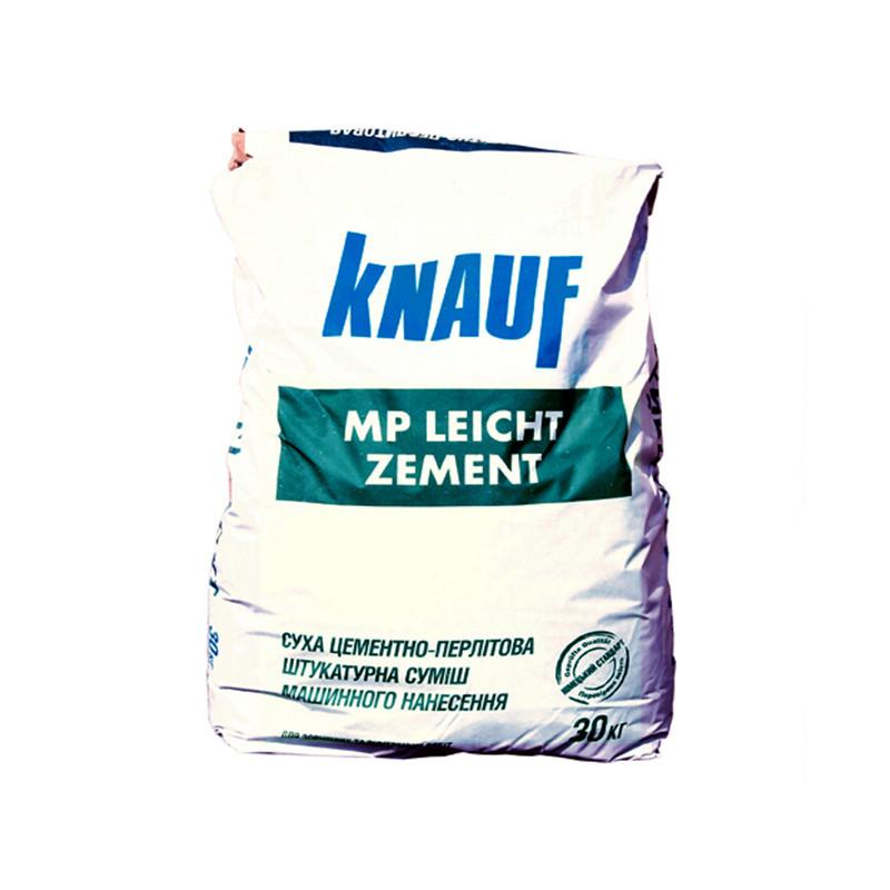 Штукатурка Knauf MП Ляйхт Цемент (30 кг)