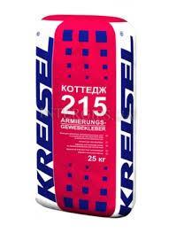 Клей для утеплителя Kreisel 215 Cottage (крепление и армирован)