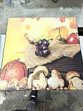 Обогреватель керамический с рисунком 475 Вт ТМ Камин, фото 8