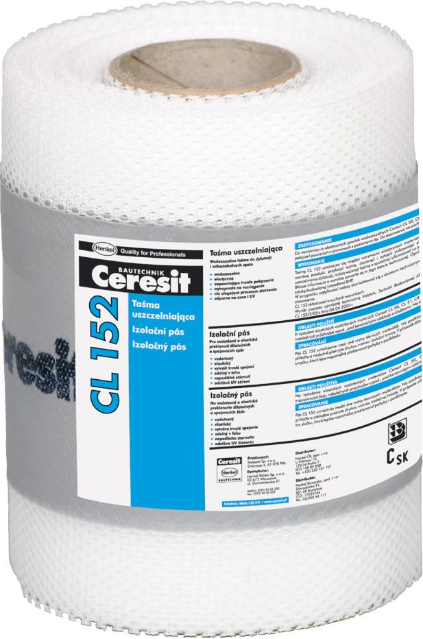 """Гидроизоляционная лента """"Ceresit"""" CL-152 (10 метров)"""