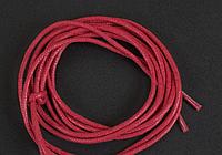 Шнурки круглые вощеные 2 мм Keeper, 90 см  (без упаковки)