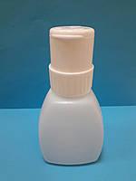 Бутылочка-помпа под ацетон 250 мл, фото 1