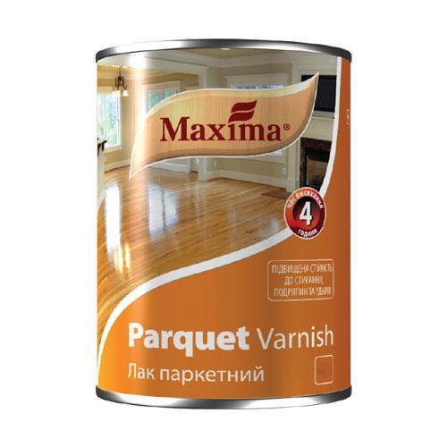 Лак для паркета глянцевый Maxima (0,75 л)