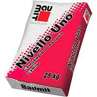 Самовыравнивающаяся смесь Baumit Nivello Uno (25 кг) 3-20 мм