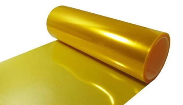 Пленка для тонировки фар/задних фонарей Good Idea 30х100 см Золотистая (5120ksi2721)