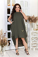 Платье женское 809дм батал