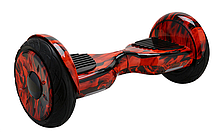 ГИРОСКУТЕР SMART BALANCE PREMIUM PRO10.5 дюймов Огонь Wheel ПламяTaoTao APP автобаланс, гироборд Гіроскутер, фото 2