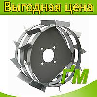 Грунтозацепы (колеса) Ф390 на широкой полосе, фото 1
