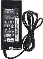 Блок питания адаптер для ноутбука  LENOVO 20V 4.5A 5.5x2.5 мм + кабель питания (2501)