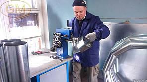 Жестяные работы (изготовление изделий из оцинкованной стали)