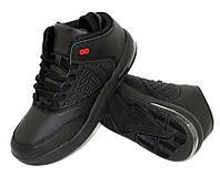 Кроссовки осенние для мужчин, черного цвета