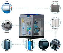 Компресор SCR 100 M (75 кВт, 13.3 м3/хв) ремінний привід, фото 3