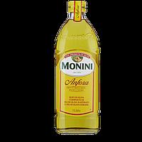 Масло оливковое рафинированное Monini Anfora 1.0 л
