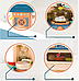 Детская кухня Bozhi Toys Fun Cooking 838, световые и звуковые эффекты, 39 предметов, течет вода, холодный пар Розовый, фото 4