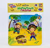 """Игра Магнитные пазлы """"Пираты"""" - VT 3204-09 """"Vladi Toys"""""""