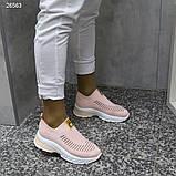 Кроссовки  39 размер женские  текстиль А26563, фото 7
