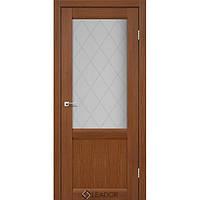Міжкімнатні двері Leador Laura 01 браун