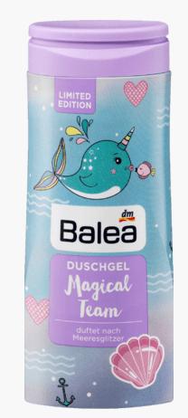 Гель для душу Balea дитячий Magical Team 300 мл, фото 2