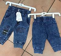 Джинсовые бриджи для мальчиков Childhood 74-104 р.р.
