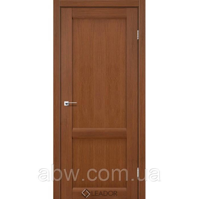 Межкомнатная дверь Leador Laura 02 браун