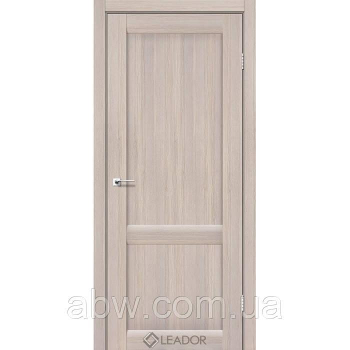 Міжкімнатні двері Leador Laura 02 монблан