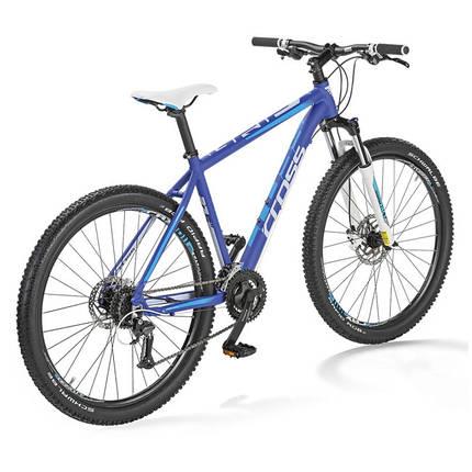 """Велосипед 27,5"""" CROSS GRIP 8 рама 17"""" 2018 синий, фото 2"""