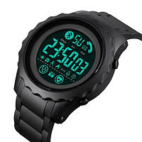 Skmei Умные часы Smart Skmei Impulse Black с пульсометром