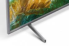 Телевизор Sony KD-65XH8077 (Motionflow™ XR 400 Гц, 4K X-Reality™ PRO, TRILUMINOS™ Display, DVB-C/T2/S2), фото 3