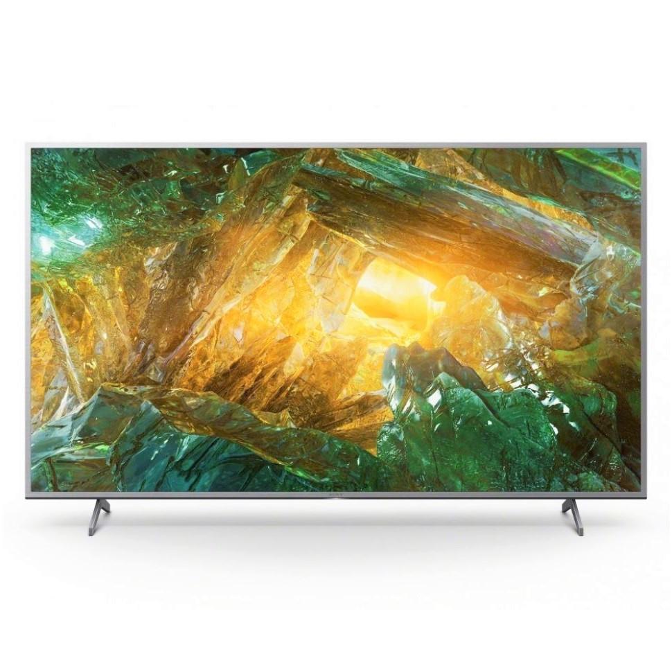 Телевизор Sony KD-65XH8077 (Motionflow™ XR 400 Гц, 4K X-Reality™ PRO, TRILUMINOS™ Display, DVB-C/T2/S2)