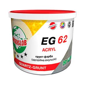 Эмульсия адгезионная грунт-краска с кварцевым песком Anserglob EG-62 силиконовая 10 л Anserglob