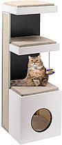 Ferplast TIGER Ігровий комплекс з когтеточку для кішок