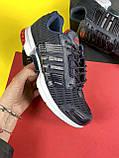 Кроссовки A 1094 -3 (Adidas Climacool) (весна/осень, мужские, текстиль, синий-черный), фото 6